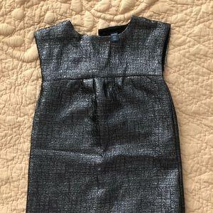 Girl's Gap dress.